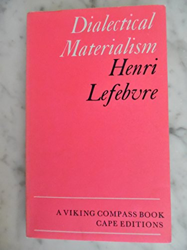9780224615068: Dialectical Materialism