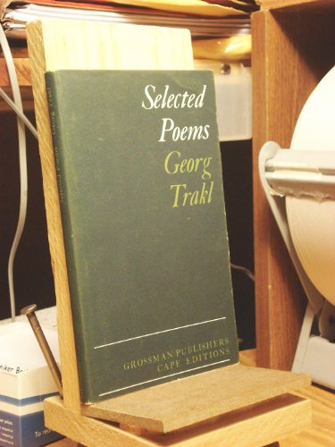 9780224615105: Selected Poems