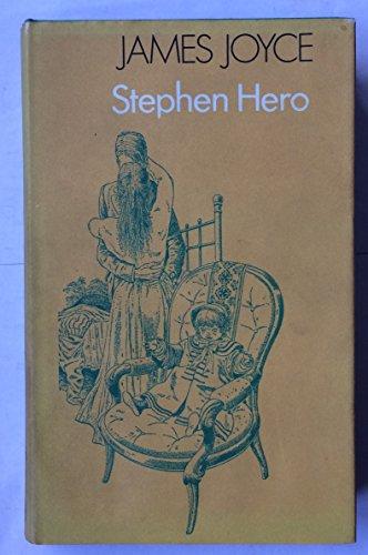 9780224615402: Stephen Hero