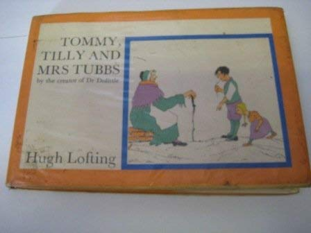 9780224615433: Tommy Tilly and Mrs.Tubbs