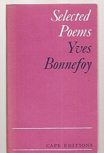 9780224615457: Selected Poems