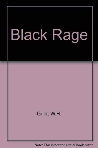 9780224616348: Black Rage