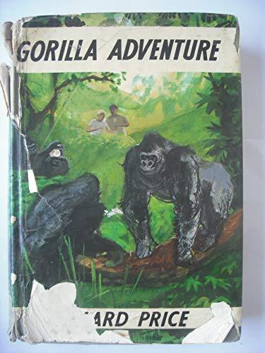 9780224616362: Gorilla Adventure