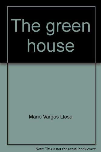 The Green House: Llosa, Mario Vargas.