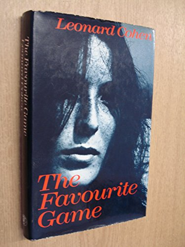 9780224619035: The Favourite Game