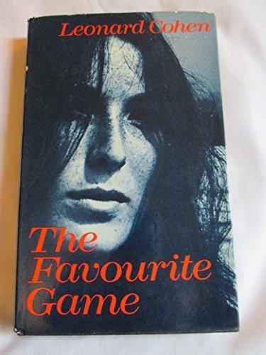 The Favourite Game: Cohen, Leonard