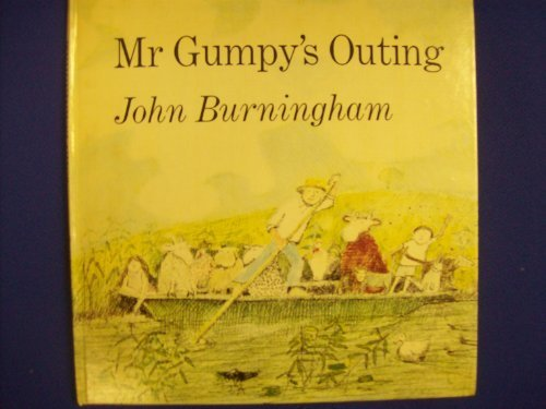 9780224619097: Mr. Gumpy's Outing