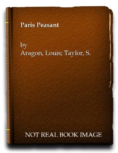 9780224619370: Paris Peasant