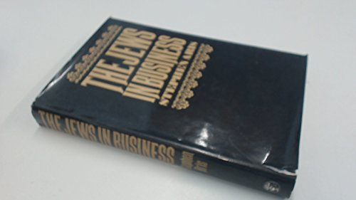 9780224619530: Jews in Business