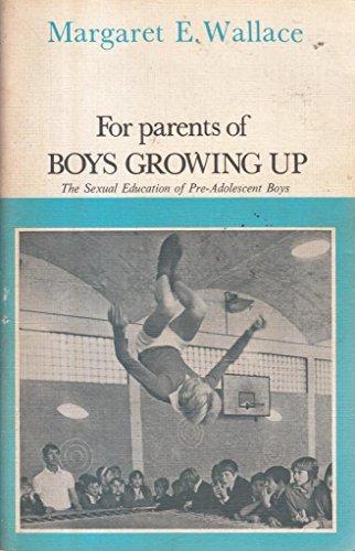 9780225488005: Boys Growing Up: Parents' Bk