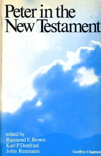9780225660364: Peter in the New Testament