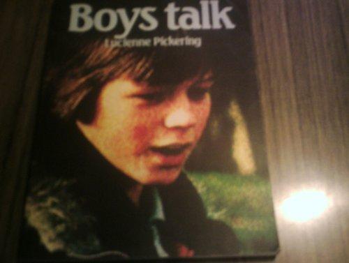 9780225663099: Boys Talk