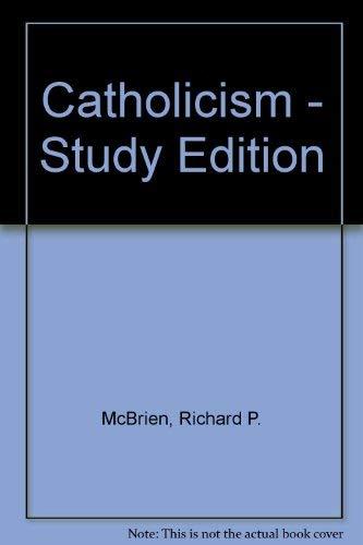 9780225664041: Catholicism - Study Edition