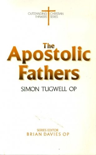 9780225665390: The Apostolic Fathers (Outstanding Christian Thinkers)