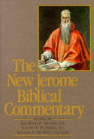 9780225665888: New Jerome Biblical Commentary: Hardback Edition