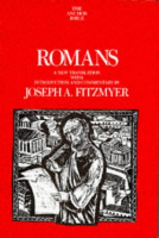9780225667288: Romans: A New Translation with Introduction and Commentary (Anchor Bible)