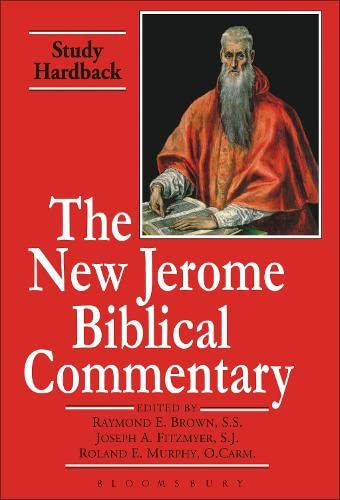 9780225668032: New Jerome Biblical Commentary: Study Hardback Edition