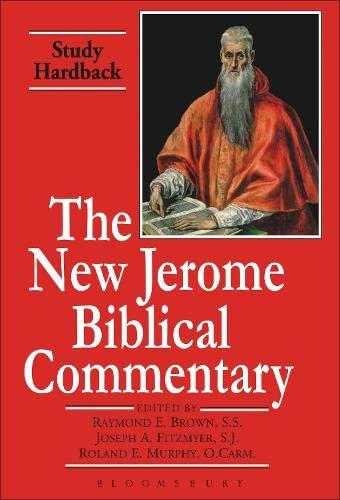 9780225668032: New Jerome Biblical Commentary: Study Hardback Edition