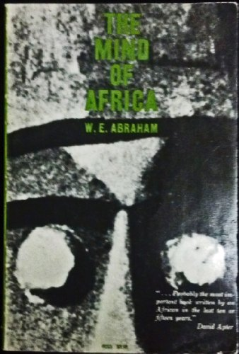 9780226000862: The Mind of Africa