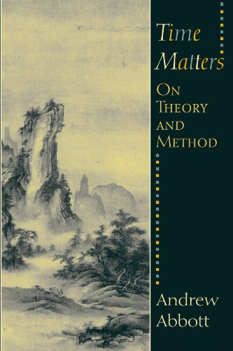 9780226001036: Time Matters: On Theory and Method