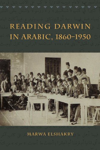9780226001302: Reading Darwin in Arabic, 1860-1950