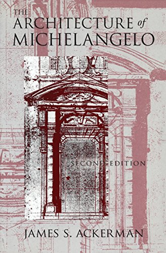 9780226002408: The Architecture of Michelangelo