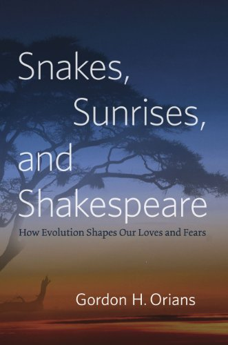 9780226003238: Snakes, Sunrises, and Shakespeare: How Evolution Shapes Our Loves and Fears