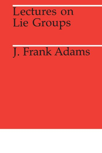 9780226005300: Lectures on Lie Groups