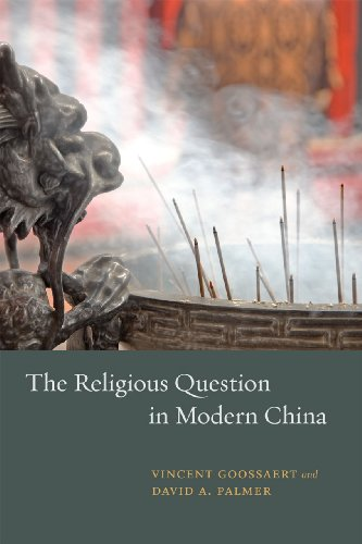 9780226005331: The Religious Question in Modern China