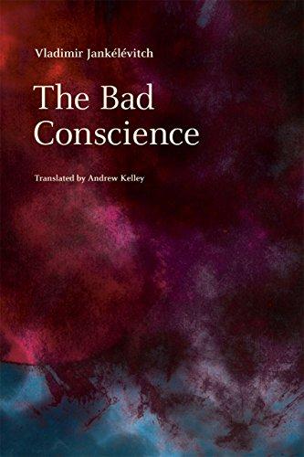 The Bad Conscience: Vladimir Jankelevitch
