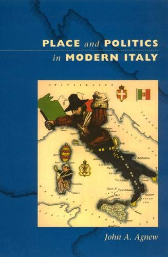 9780226010519: Place and Politics in Modern Italy (University of Chicago Geography Research Papers S.)
