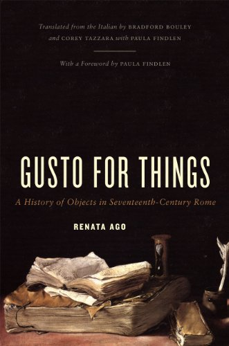 Gusto for Things Format: Hardcover: Renata Ago