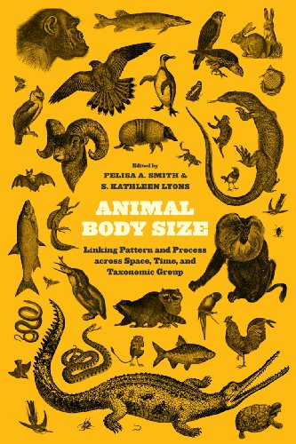 9780226012148: Animal Body Size: Linking Pattern and Process across Space, Time, and Taxonomic Group