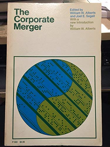 9780226012339: The Corporate Merger (Studies in business ; 3d ser., [v. 10])