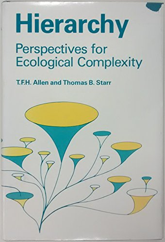 Stock image for Hierarchy : Perspectives for Ecological Complexity for sale by Better World Books