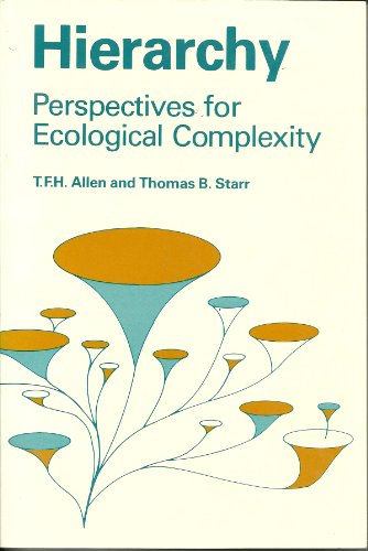 Stock image for Hierarchy: Perspectives for Ecological Complexity for sale by GlassFrogBooks