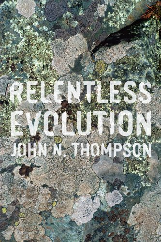 Relentless Evolution Format: Paperback: John N. Thompson