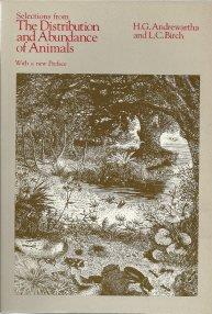 9780226020259: Distribution and Abundance of Animals