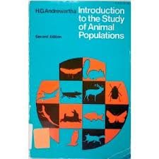 9780226020297: Introduction to the Study of Animal Populations by Andrewartha Herbert G.; An...
