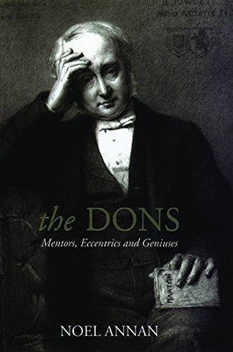 9780226021072: The Dons - Mentors, Eccentrics & Geniuses