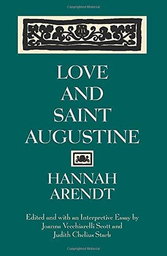 9780226025971: Love and Saint Augustine
