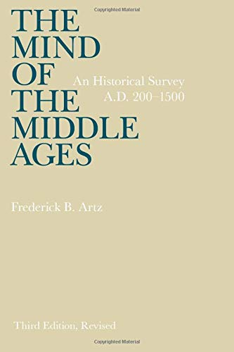 9780226028408: The Mind of the Middle Ages: An Historical Survey