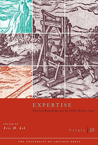 9780226029399: Osiris: v. 25: Expertise and the Early Modern State
