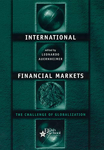 9780226032146: International Financial Markets - The Challenge of Globalization