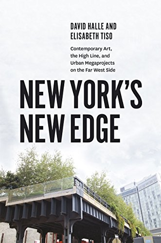 9780226032405: New York's New Edge: Contemporary Art, the High Line, and Urban Megaprojects on the Far West Side