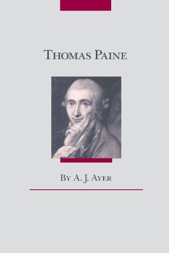 9780226033396: Thomas Paine