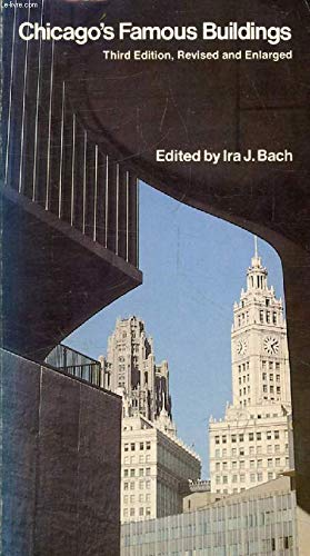 Stock image for Chicago's Famous Buildings A Photographic Guide to the City's Architectural Landmarks and Other Notable Buildings for sale by OwlsBooks