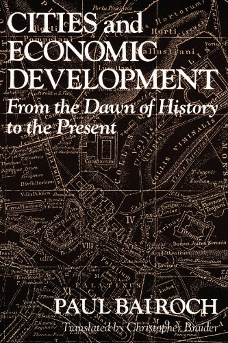 9780226034669: Cities and Economic Development: From the Dawn of History to the Present