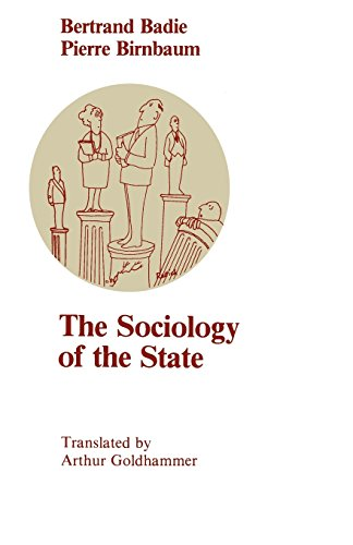 9780226035499: The Sociology of the State (Chicago Original Paperbacks)