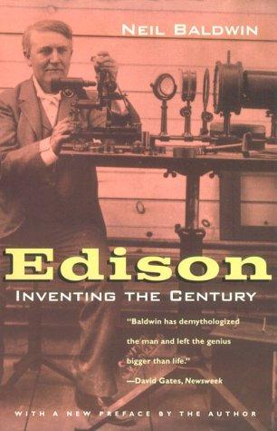 9780226035710: Edison: Inventing the Century